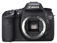 Canon EOS 7D Firmware 2.0.5 Available